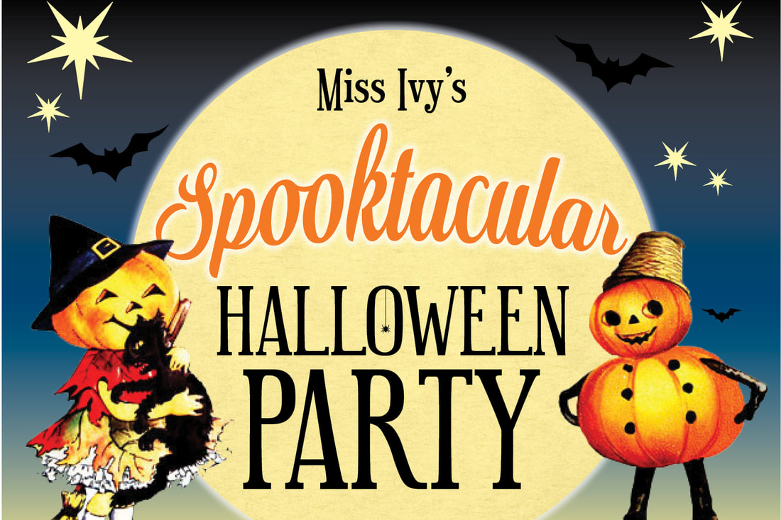 Miss Ivy's Spooktacular Halloween Party - Fort Bend Museum